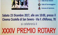 XXXIV Edizione Premio Rotary per la Scuola