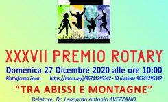 XXXVII PREMIO ROTARY
